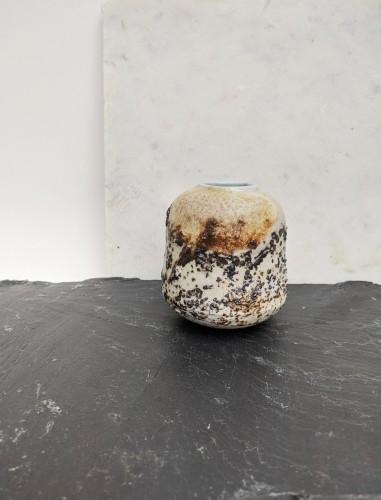 Anagama Porcelain vase